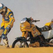 Jordi Arcarons al debutto del 1988