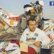 Alessandro Depetri Dakar 1992