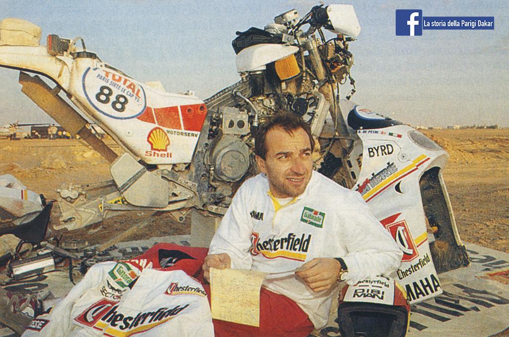 Alexander Depetri Dakar 1992
