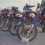 Honda XL660 R 1984
