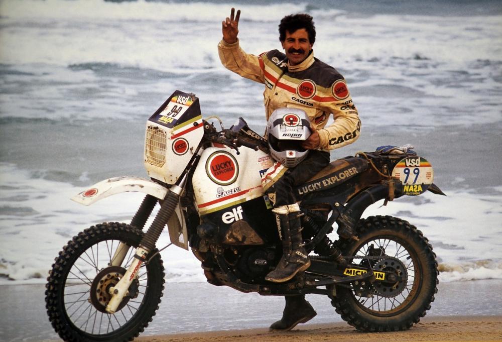 Marinoni Giampaolo 1986   Dakar