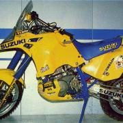 Suzuki DR 800 1989-1
