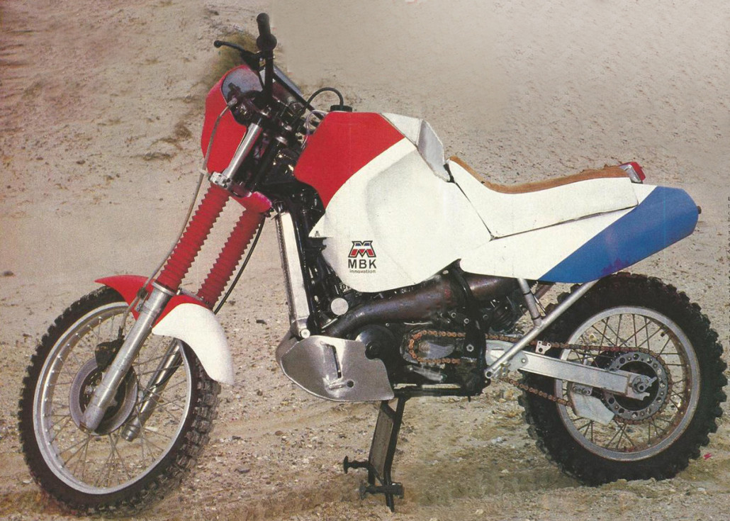 MBK 350 1985-2