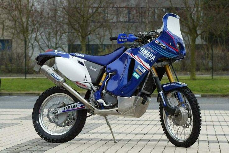 The WR 450 is the result of years of experimentation. The system was also experimented on Yamaha TT