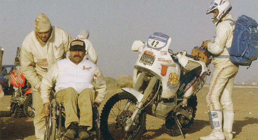 Marcaccini e Clay 1989
