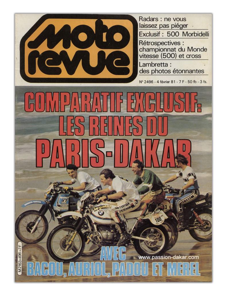 MOTO--REVUE--N°-2496--DU--04--FEVRIER--1981