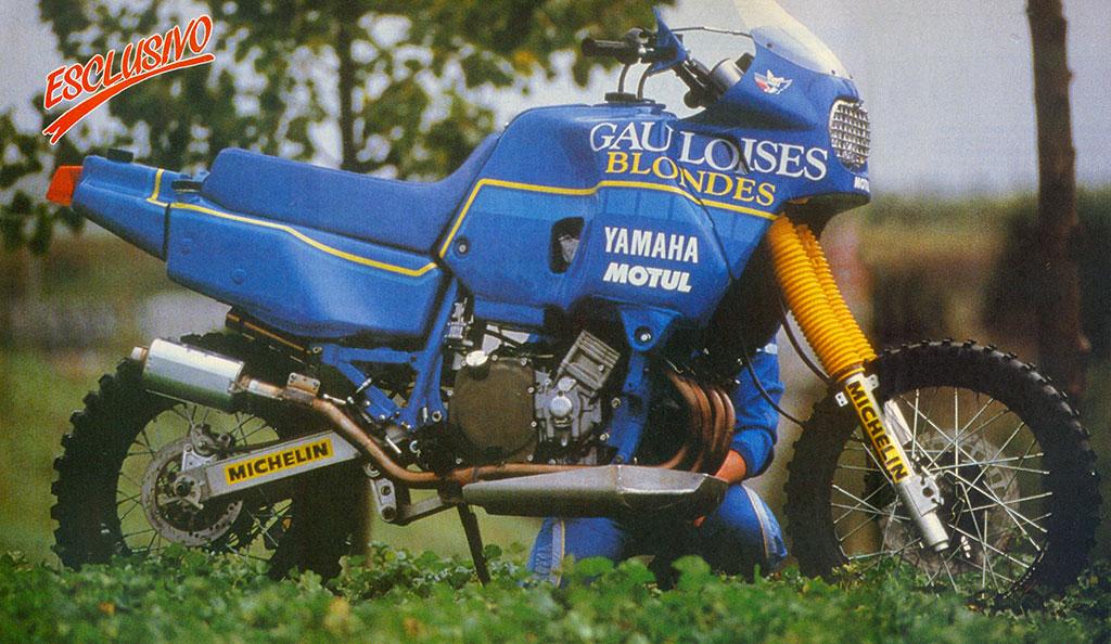 Yamaha YZE-920-1