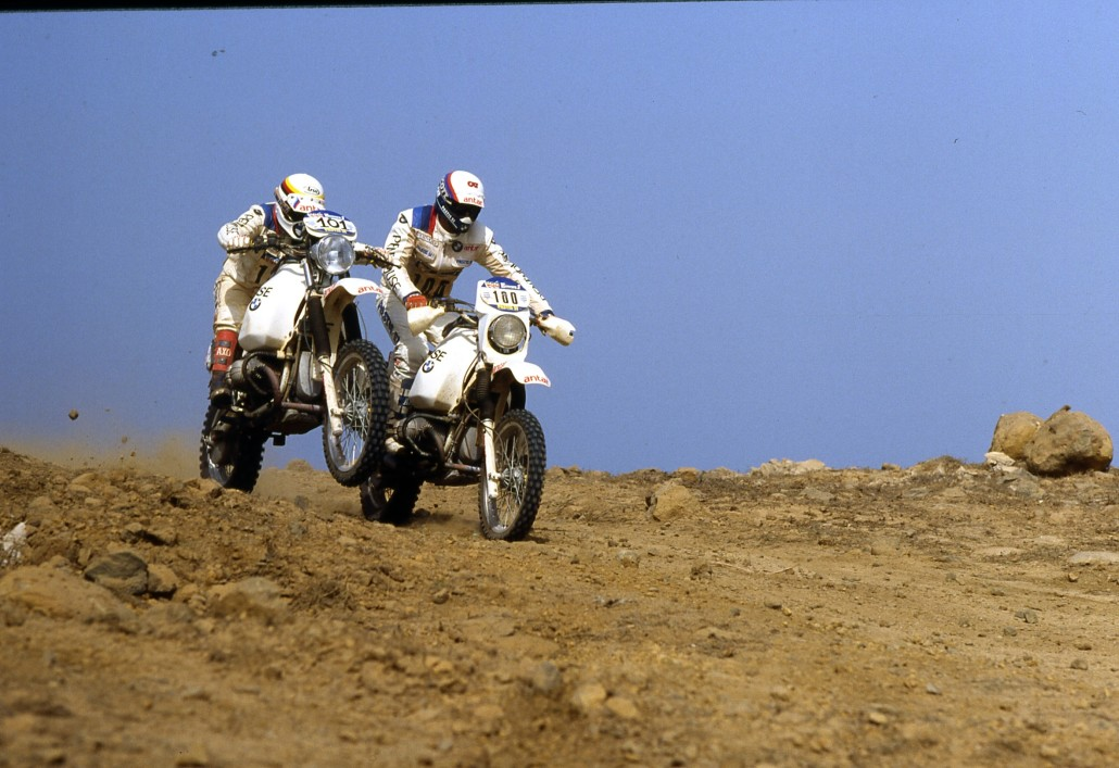 Auriol Rahier 1984