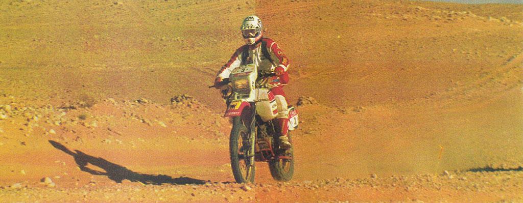 Dakar 2020: Mani Gyenes câștigă prestigiosul raliu la clasa sa!