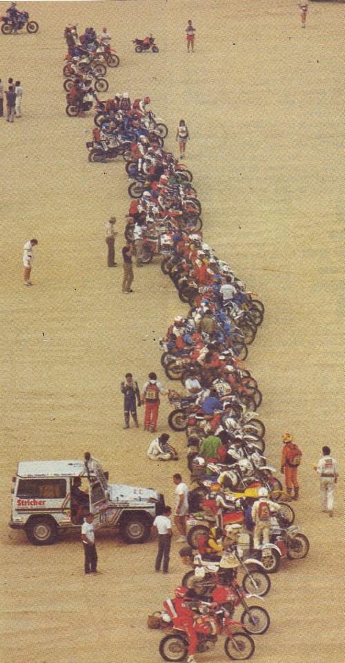 departure 1985-1