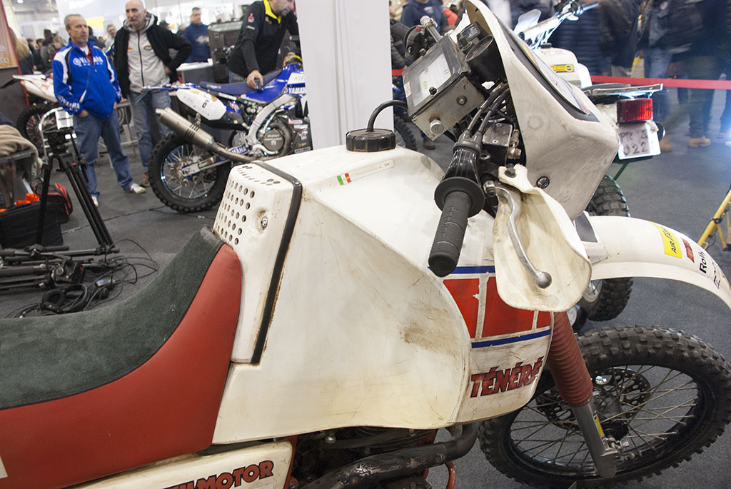 The Yamaha XT to Dakar 1985 - La Storia della Parigi Dakar