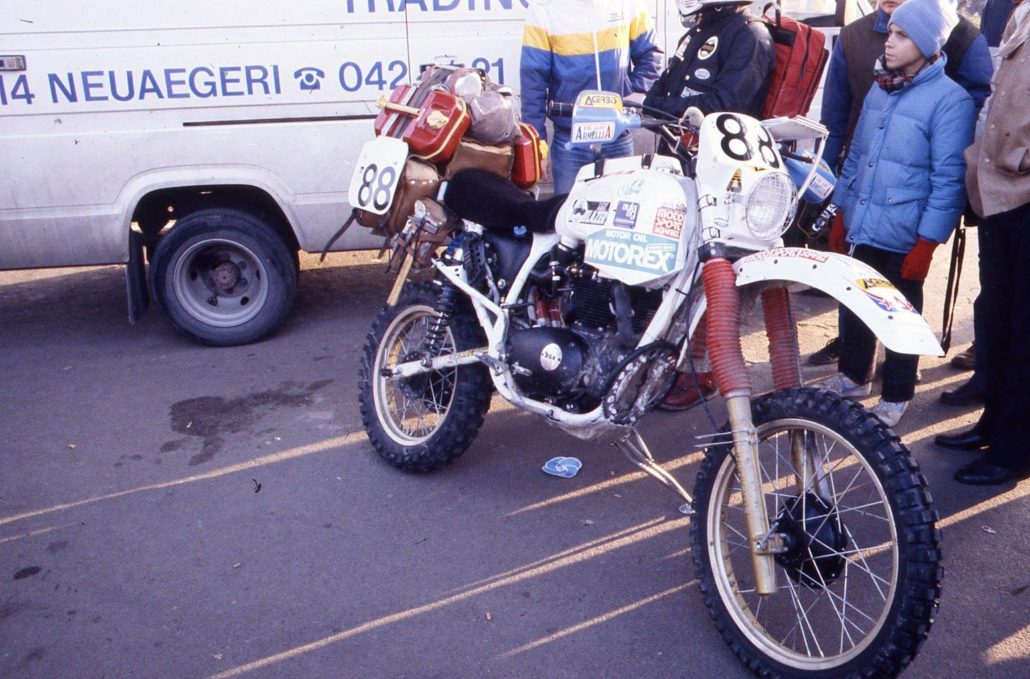 Eicher Eugen BSA 1985