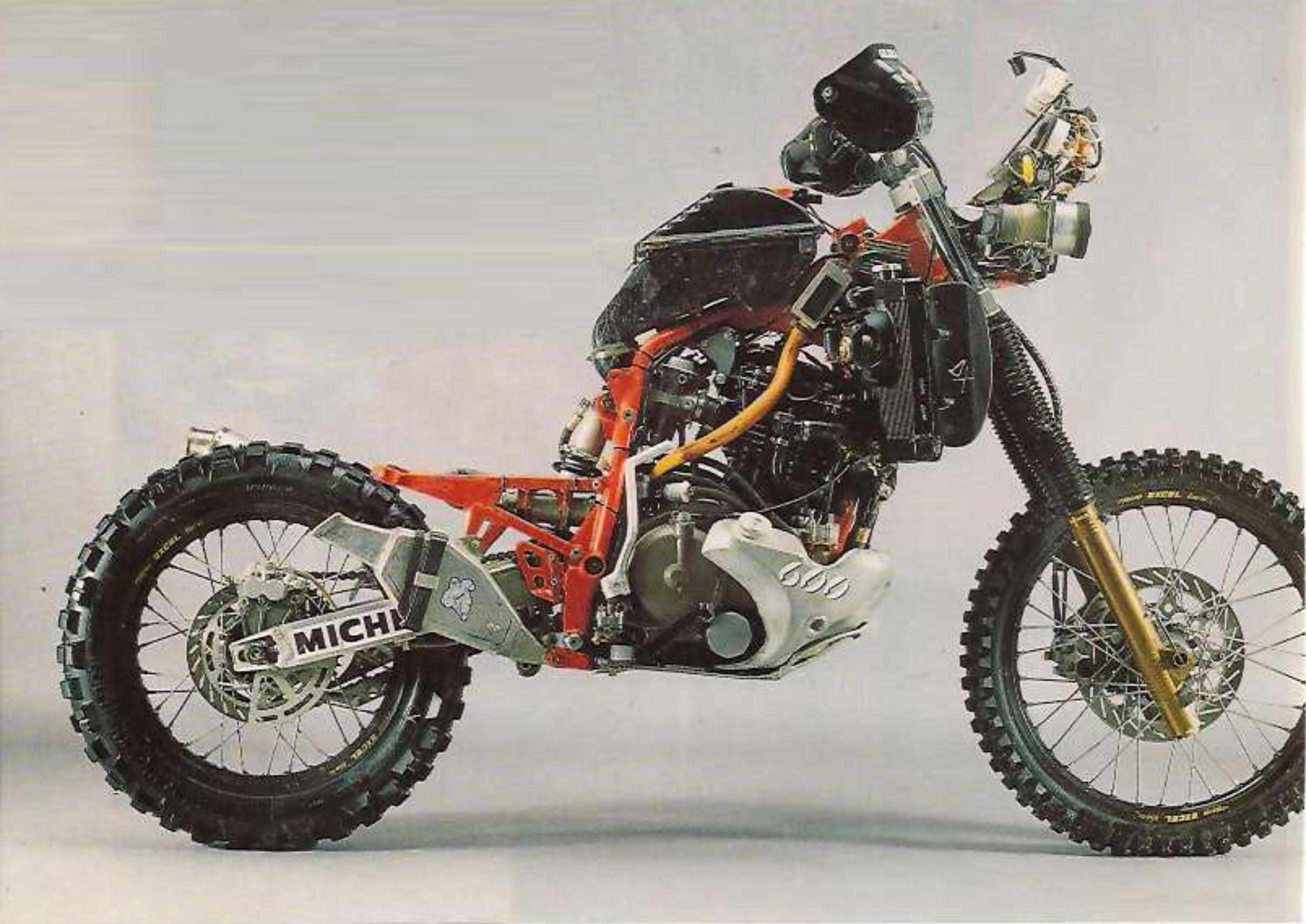 2015 Husqvarna TE 125   Trail Rider Magazine