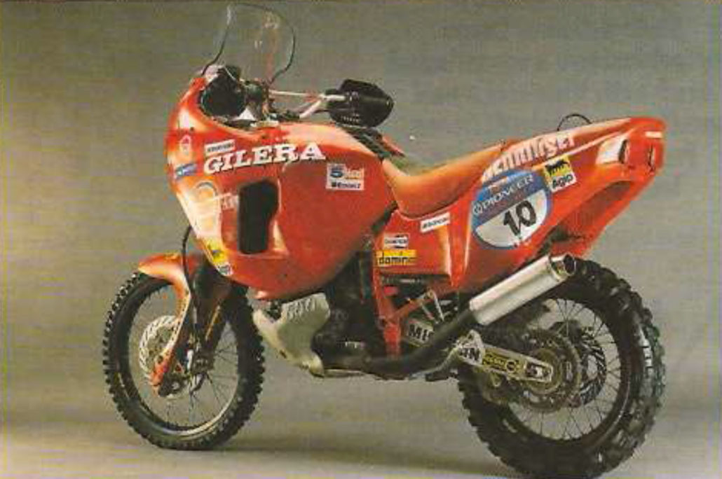 EPIC MOTORCYCLE Archives - La Storia della Parigi Dakar