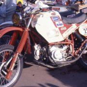Ducati 500 P.L.M. Dakar 1981