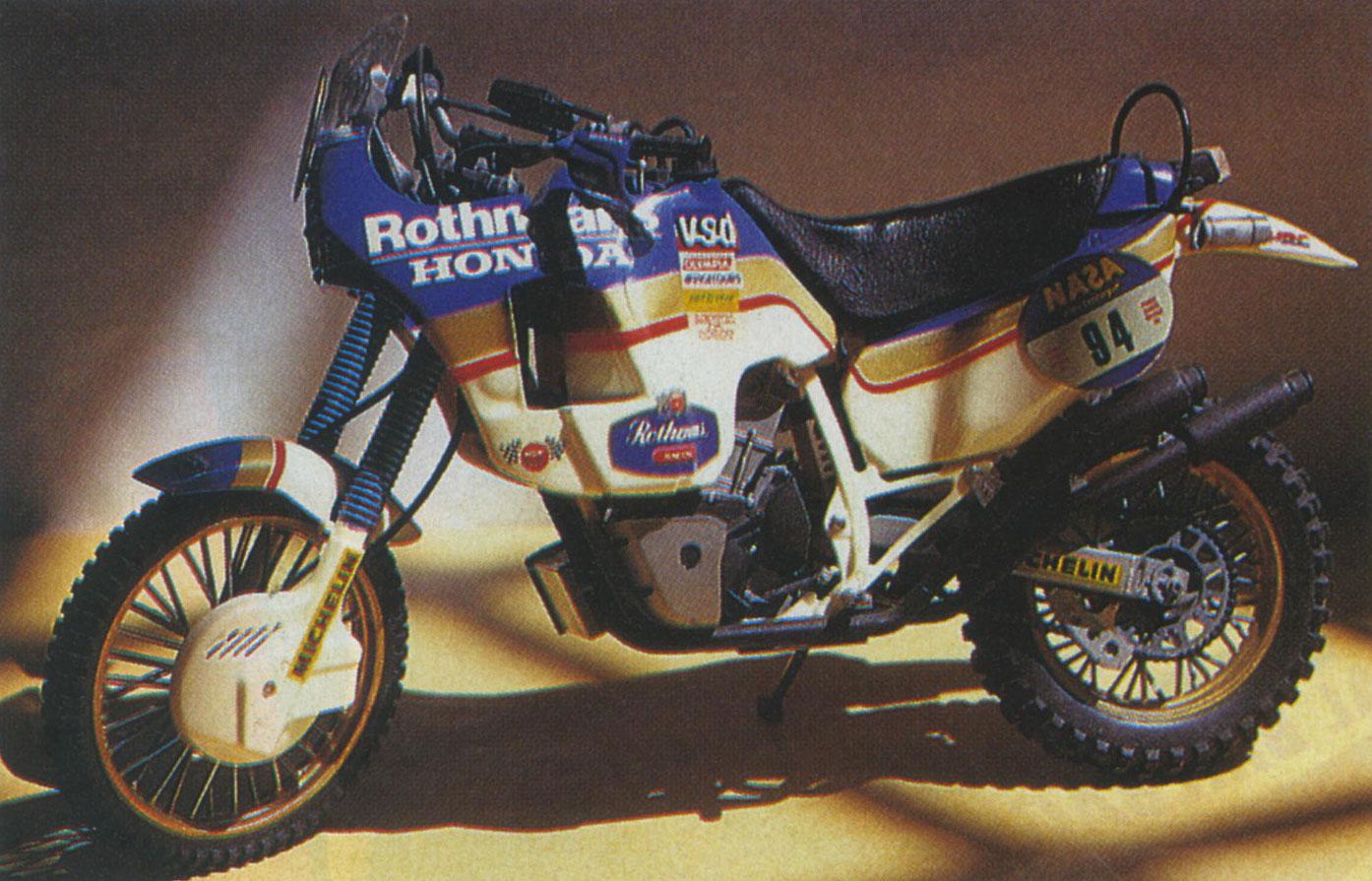 1986 Archieven De Geschiedenis Van Parijs Dakar