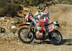 A breeze, 3 stages won and second absolute: Jordi Arcarons