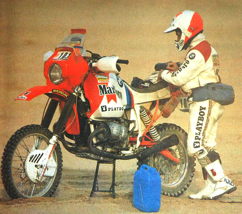 BMW Rahier 1985