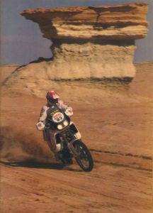 Dakar 1992, 3° assoluto