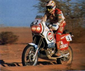 Dakar 1995 2° classificato