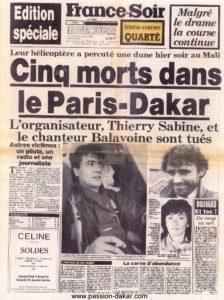 FRANCE-SOIR No. 12.885 DU MERCREDI 15 Janvier 1986